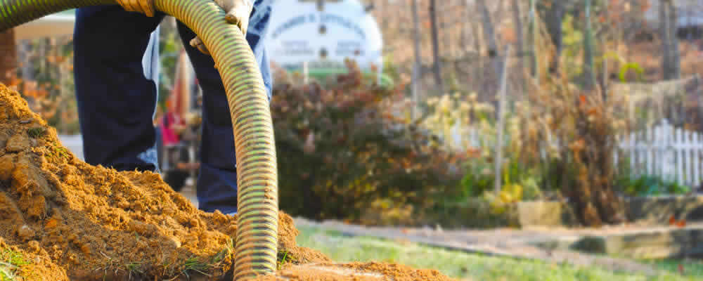 septic tank cleaning in Charlotte NC